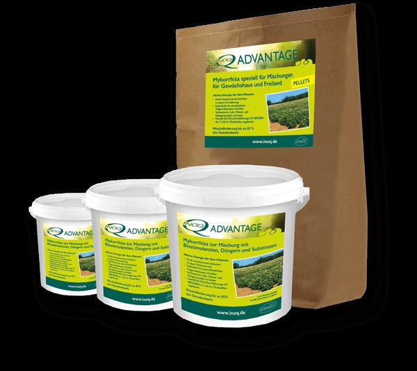 Mykorrhiza Produkte für die Landwirtschaft