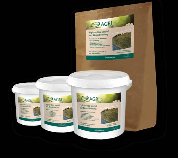 INOQ AGRI – Mykorrhiza Produkt speziell für die Rekultivierung