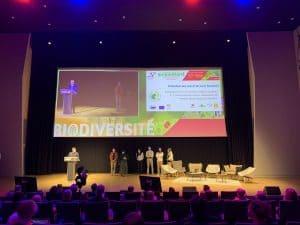 Verleihung des Ecological Engineering Prize 2020 | Gewinner der Kategorie 3